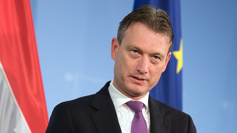 """РТ: Лагао сам да је Путин говорио о """"Великој Русији"""" - холандски министар спољних послова"""