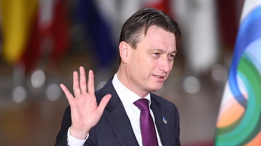 РТ: Холндски министар поднео оставку након признања да је лагао о изјави Путина