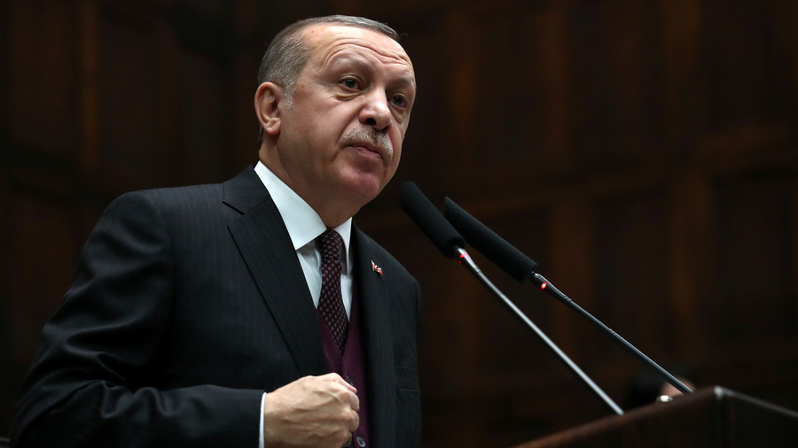 "РТ: Вашингтон би ускоро могао добити ""отомански шамар"" - Ердоган"