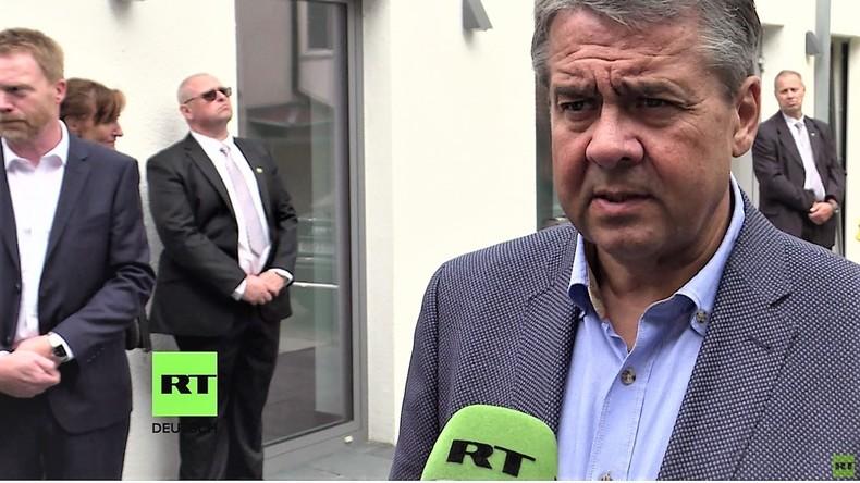 Зигмар: Укидање санкција Русији након уласка мировњака у Донбас