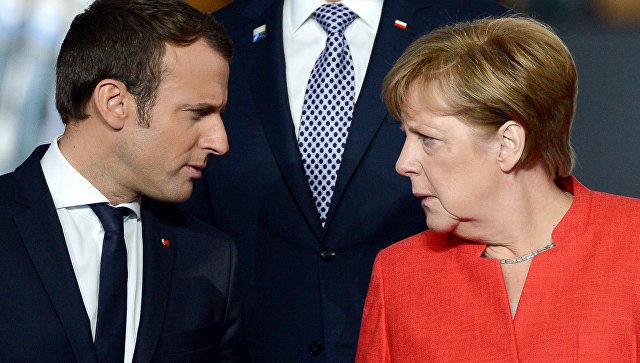 Merkelova i Makron apelovali na Putinu da se usvoji rezolucija o Siriji