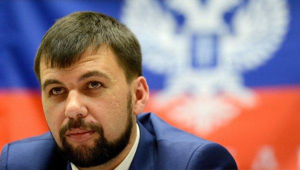 """Пушилин: """"Закон о реинтеграцији Донбаса"""" ће довести до озбиљне ескалације"""