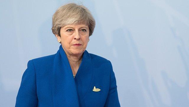 Мејова одбацила предлог ЕУ о граници Северне Ирске