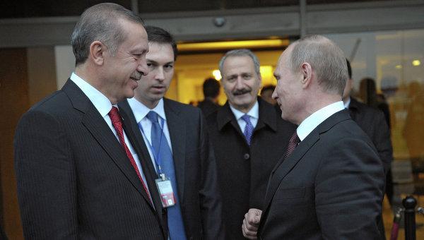 Putin i Erdogan razgovarali o situaciji u Siriji