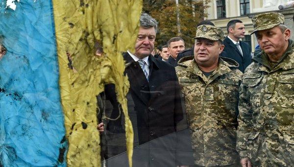 """Порошенко писао НАТО-у да размотре борбу против """"руске агресије"""""""