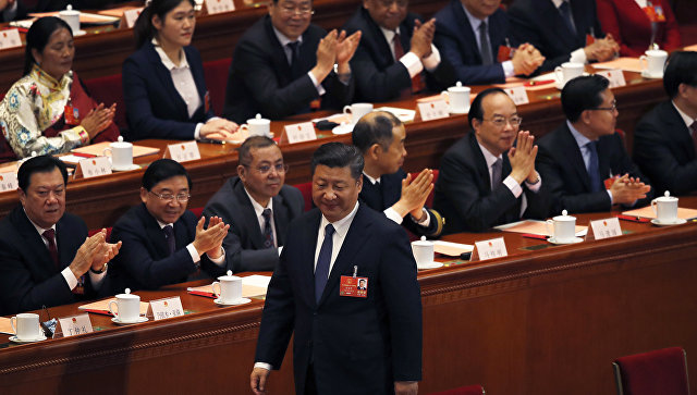 Кинески посланици дозволили шефу државе да влада неограничено време