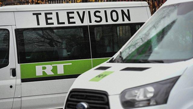 Британски посланици позвали на затварање РТ-а