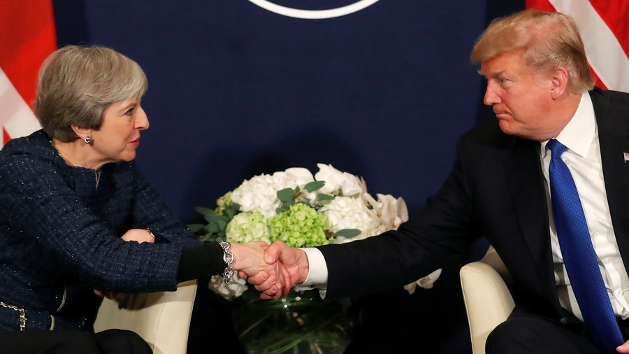 РТ: Бела кућа подржава одлуку Лондона да протера руске дипломате