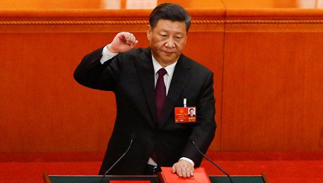 Ђинпинг једногласно изабран за председника Кине