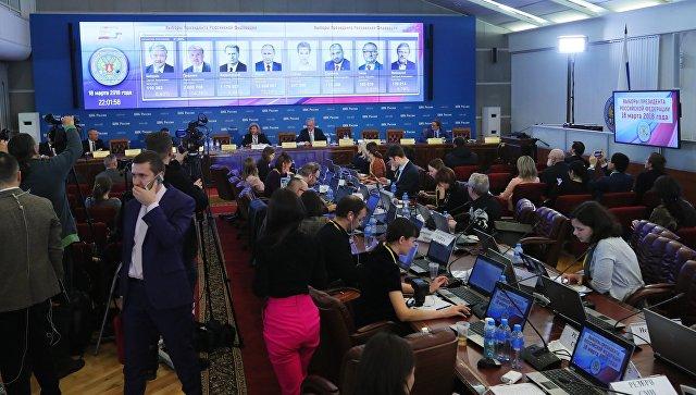 """Za OEBS """"nije bilo pravog izbora na predsedničkim izborima u Rusiji"""""""