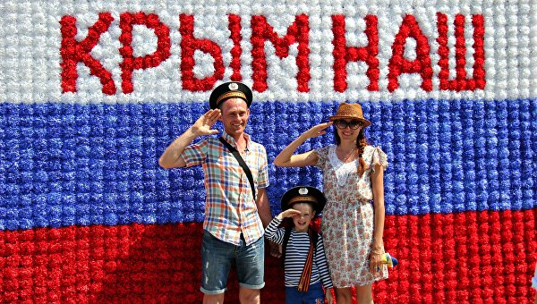 Кијев западним земљама: Ако окупација Крима не престане, онда сте пријатељи са агресором