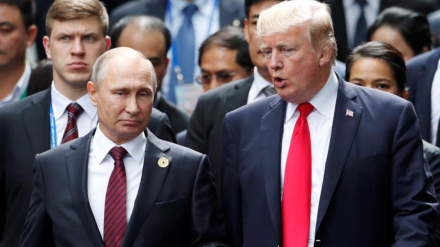 """РТ: Трамп ће разговарати са Путином о """"трци у наоружању која измиче контроли"""""""