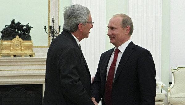 Јункер честитао Путину победу на председничким изборима