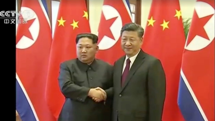 Ким Џонг Ун и Кси Ђинпинг разговарали у Пекингу