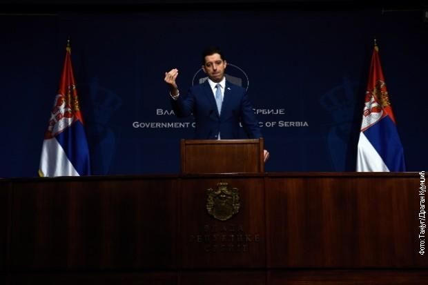 Београд подржава закључке Срба са КиМ