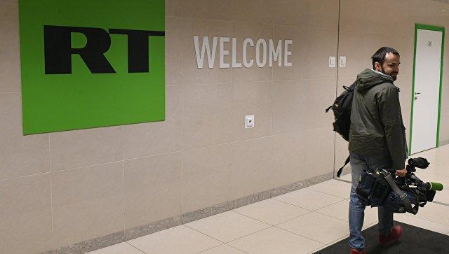 РТ искључен са мреже за емитовање у Вашингтону
