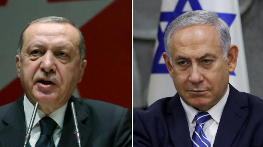 Ердоган: Слушај Нетанијаху, ти си окупатор и терориста