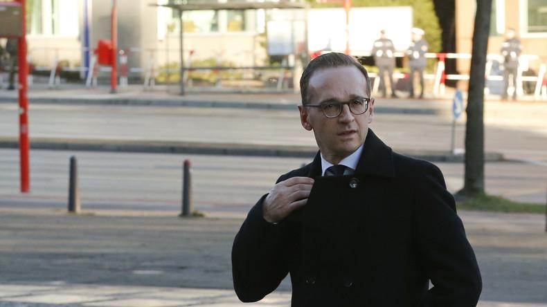 Мас: Немачка позитивно оцењује протераивање руских дипломата