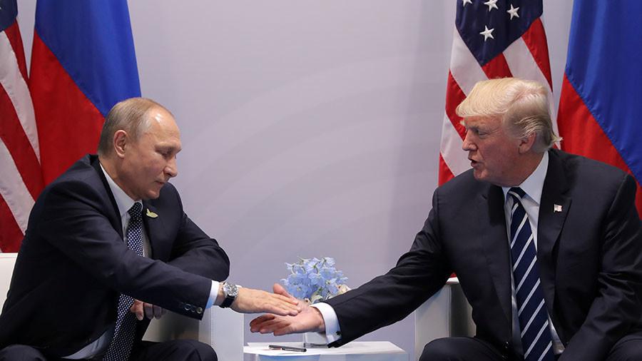 РТ: Трамп пресложио Путину састанак у Белој кући