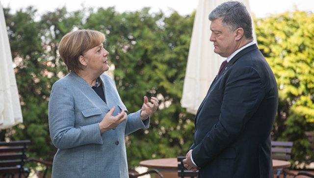 Берлин жели да спроведе пројекат мировне мисије УН у Донбасу