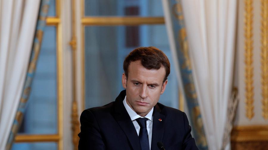 Макрон: Одлука о нападу на Сирију у наредним данима