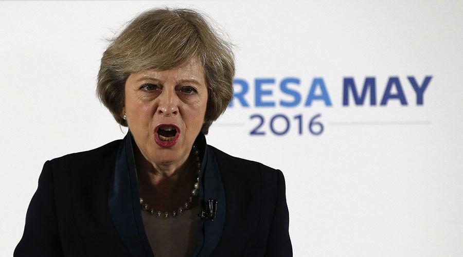 Мејова: Наредила сам британским оружаним снагама да изврше ударе