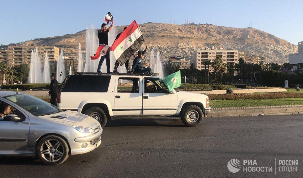 Асад: Бомбардовање Сирије додатно ујединило народ