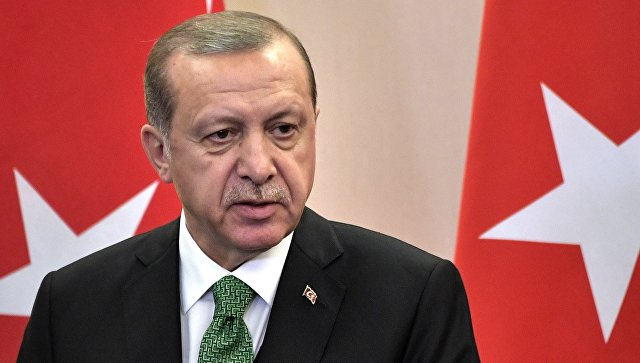 Ердоган: Анкара позитивно оцењује напад на Сирију