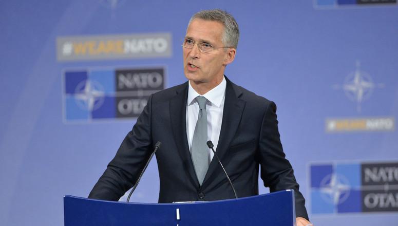 Столтенберг: Нападом на Сирију послали смо јасан сигнал Русији, Ирану и Асаду