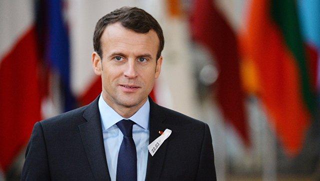 Макрон: Француска нападом на Сирију потврдила статус политичке и војне државе