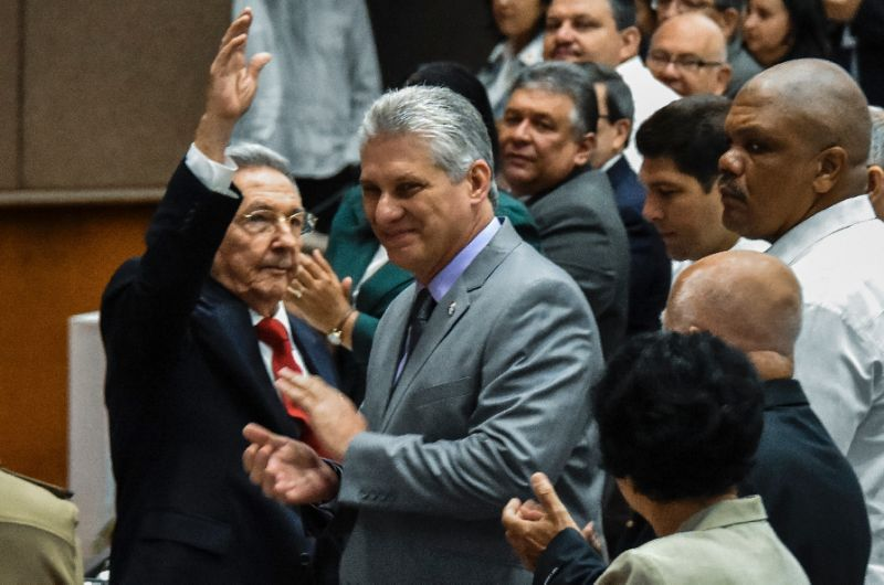 Кастро би данас могао предати власт Мигелу Дијас Канелу