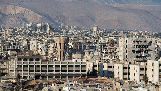 САД: Не желимо да обновимо подручја Сирије под контролом Асада