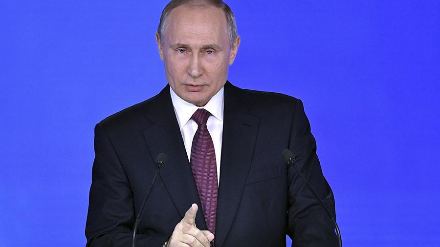 РТ: Путин је снажан лидер, никад не смемо бити слаби са њим - Макрон