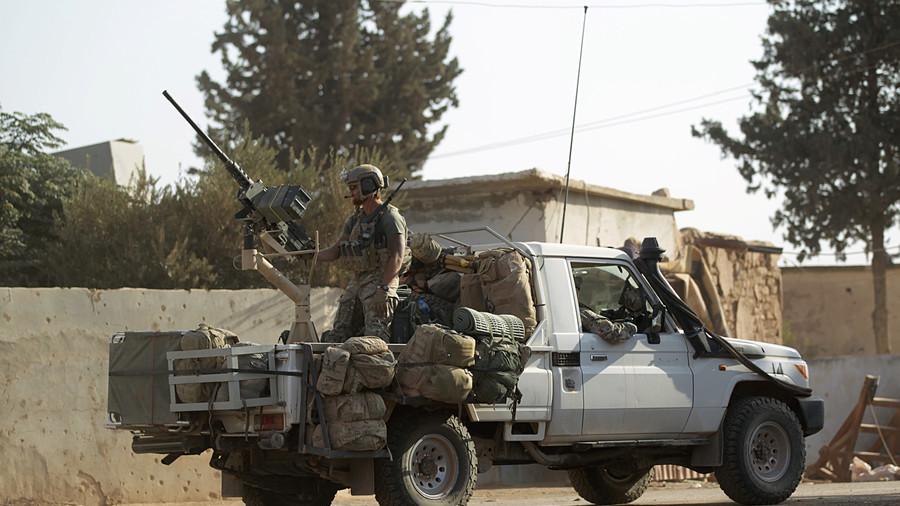 РТ: Француска САД и савезници ће иградити слободну Сирију - Макрон