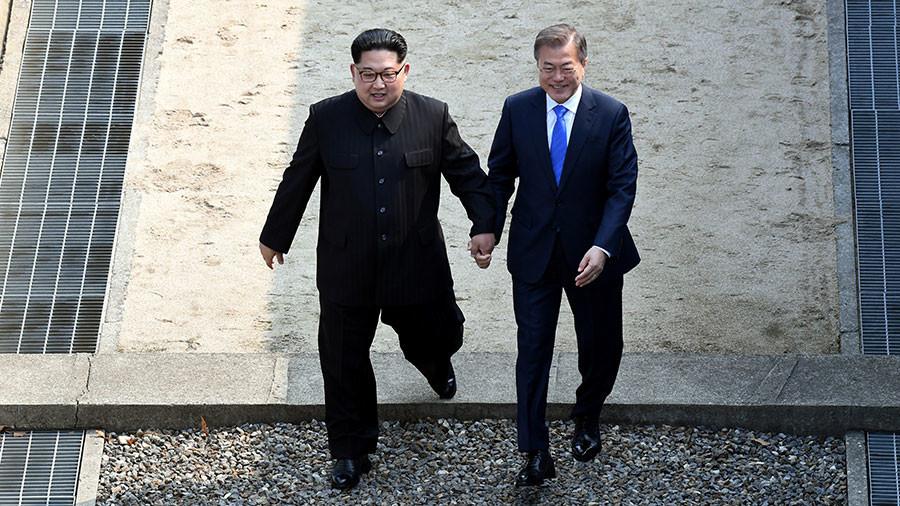 РТ: Нова ера, нема више рата: Северна и Јужна Кореја договориле потпуну денуклеаризацију