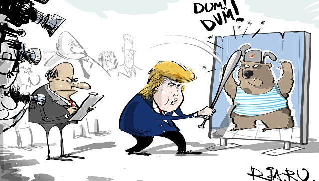 Трамп: Политика према Русији најстрожа могућа