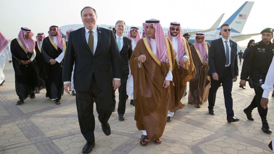РТ: Помпео у Саудијској Арабији позвао на нове санкције Ирану