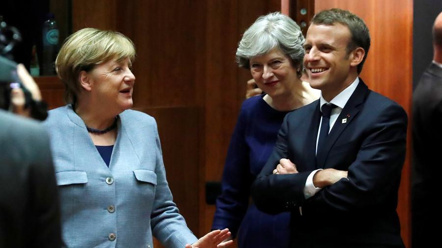 РТ: Лондон, Париз и Берлин уједињени у одбрани нуклеарног споразума са Ираном упркос претњама Вашингтона да ће га напустити