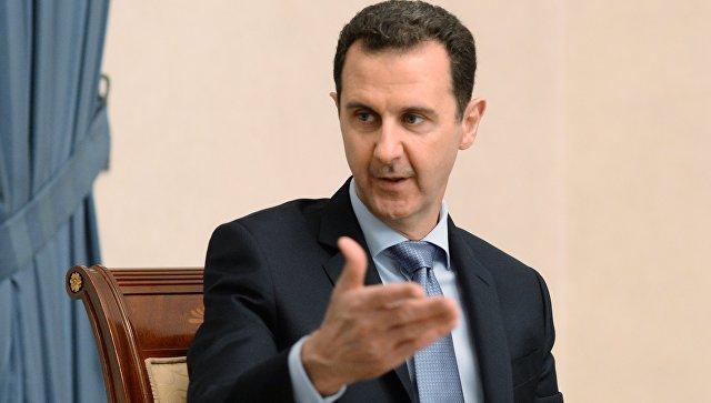 Асад: Успеси сиријске војске приморали марионете читавог низа држава на директну агресију