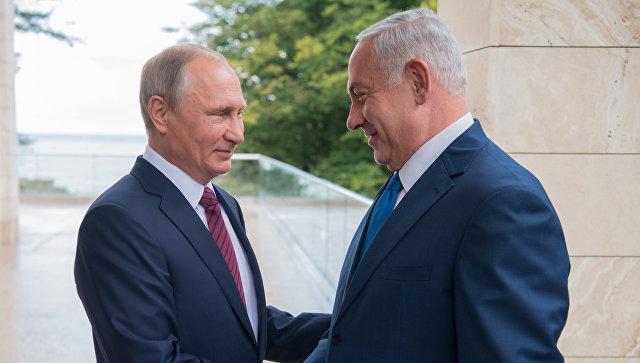 Нетанијаху и Путин разговарали о иранском нуклеарном програму и ситуацији у Срији