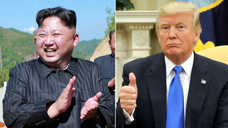 Одређени место и датум састанка Ким Џонг Уна и Доналда Трампа