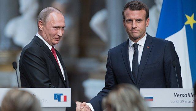 Макрон: Русија никада није знала за демократију у којој ми живимо