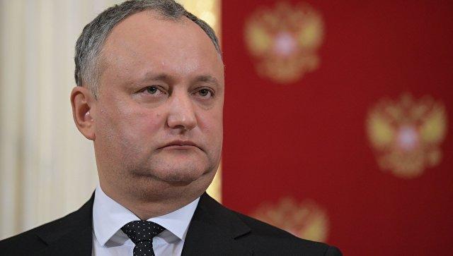 """""""Док сам ја председник Молдавије неће бити НАТО база"""""""