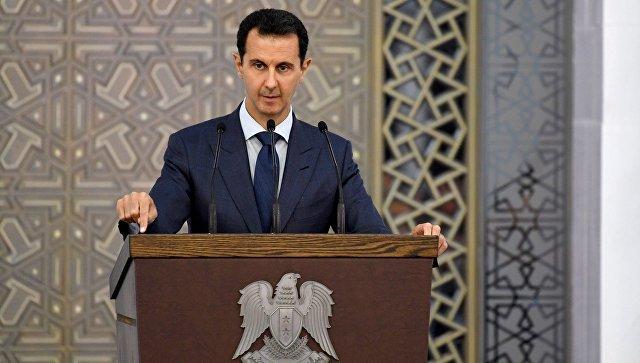 """Председник Асад одговорио Трампу који га је назвао """"животињом"""""""