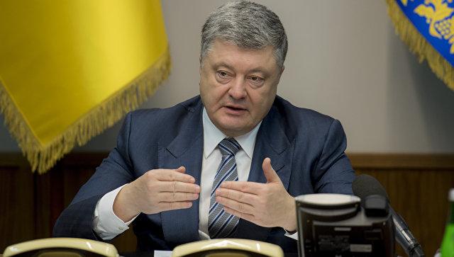 Порошенко: Мировна мисија у окупираном Донбасу једини начин да се покрене политички процес