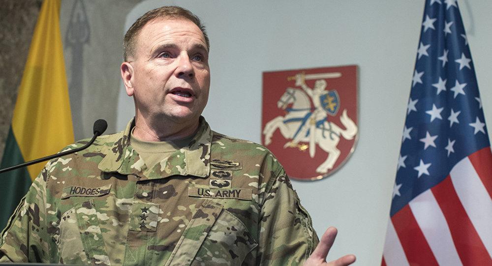 Хоџис: Ако НАТО не демонстрира силу само ћемо охрабрити руску агресију