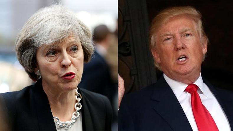 Трамп и Мејова разговарали о последицама изласка САД из нуклеарног споразума