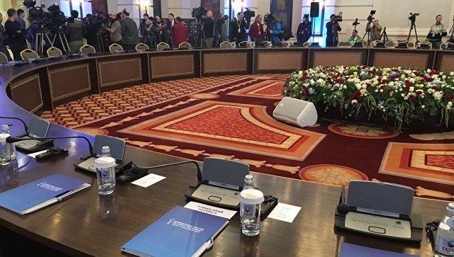Сиријски преговори у Атсани