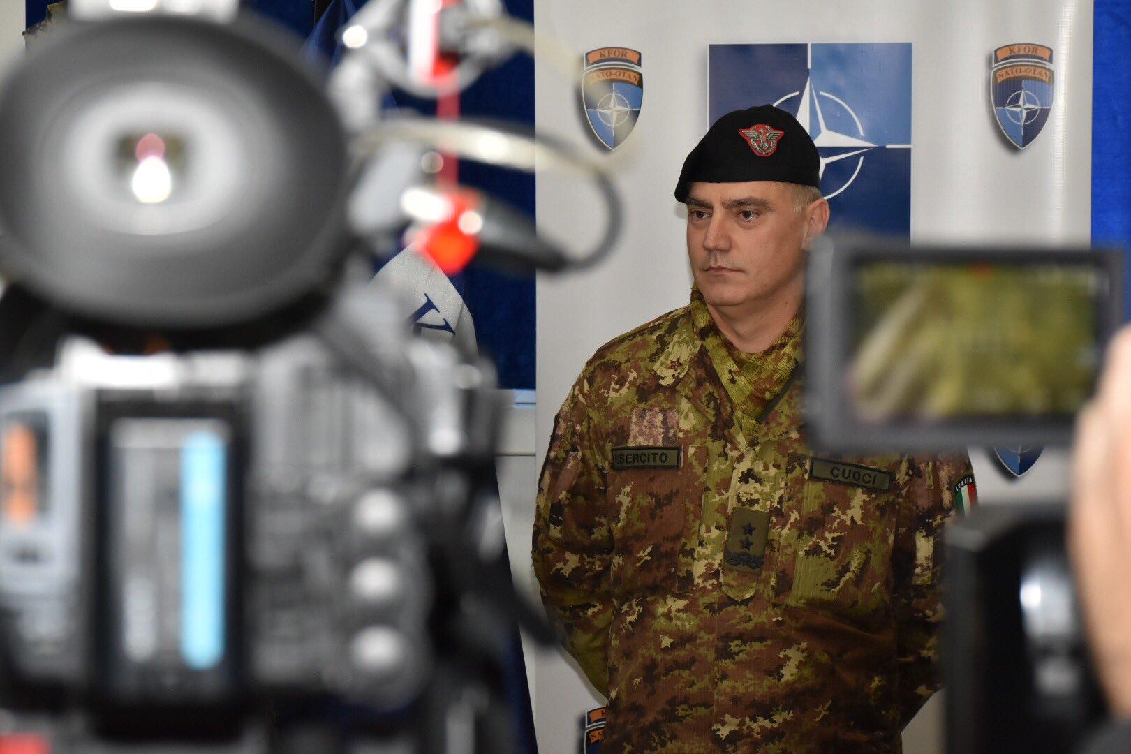 Куочи: НАТО се придржава принципа суверенитета и територијалног интегритета у складу са Резолуцијом 1244 СБ УН