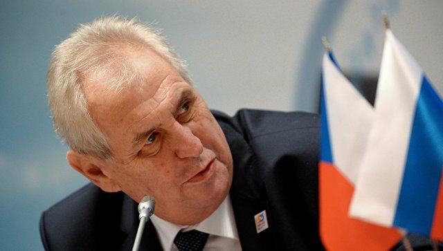 Земан: Представници Косова су наркомафијаши који се финансирају од ратних злочина